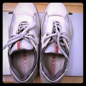 PRADA Walking Sneakers